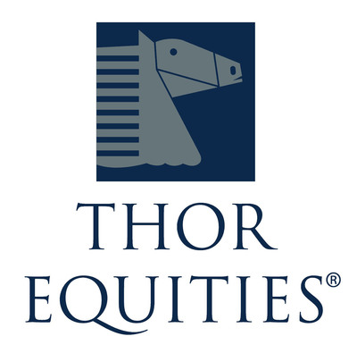 Thor Equities Logo. (PRNewsFoto/Thor Equities) (PRNewsFoto/THOR EQUITIES)