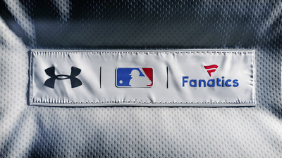 UNDER ARMOUR, FANATICS AND MLB INVIGORATE GLOBAL SPORTS LANDSCAPE WITH A NEW, GROUNDBREAKING PARTNERSHIP
