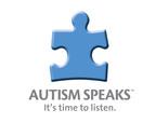 Autism Speaks logo.  (PRNewsFoto/e-Cycle)