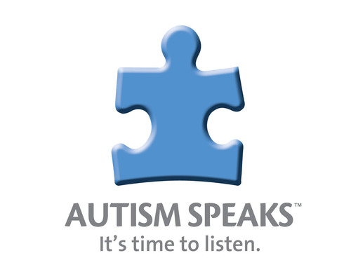 Autism Speaks logo. (PRNewsFoto/e-Cycle) (PRNewsFoto/E-CYCLE)