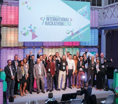 Bank of the West and parent company BNP Paribas announce winners of the second phase of the BNP Paribas International Hackathon. Two of the final six winners came out of the San Francisco leg of the competition hosted by Bank of the West in June 2015.