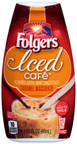 Experience Iced Coffee Made Easy with NEW Folgers Iced Cafe(TM)