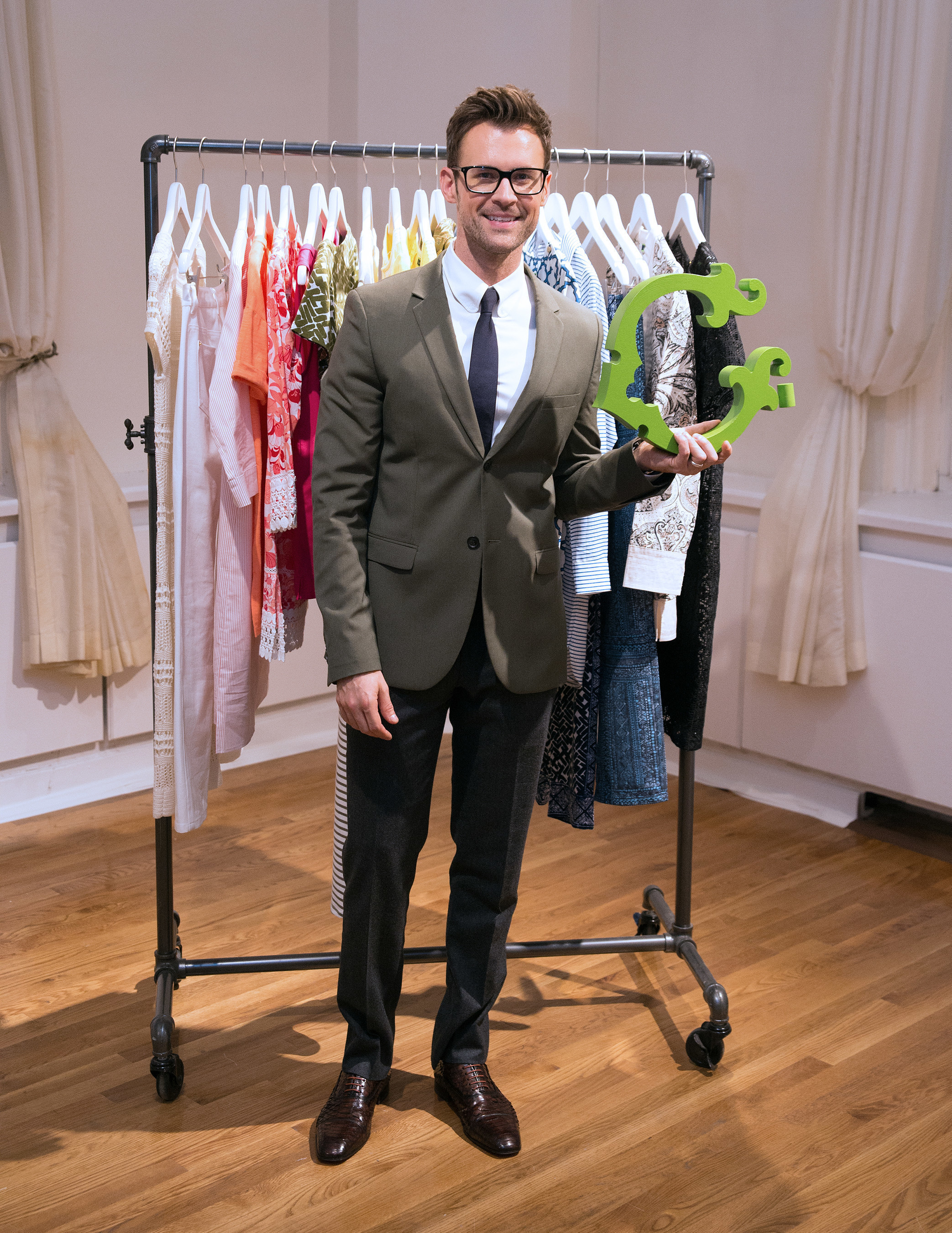 Brad Goreski, Creative Director of QVC's exclusive C. Wonder collection launching on March 3.