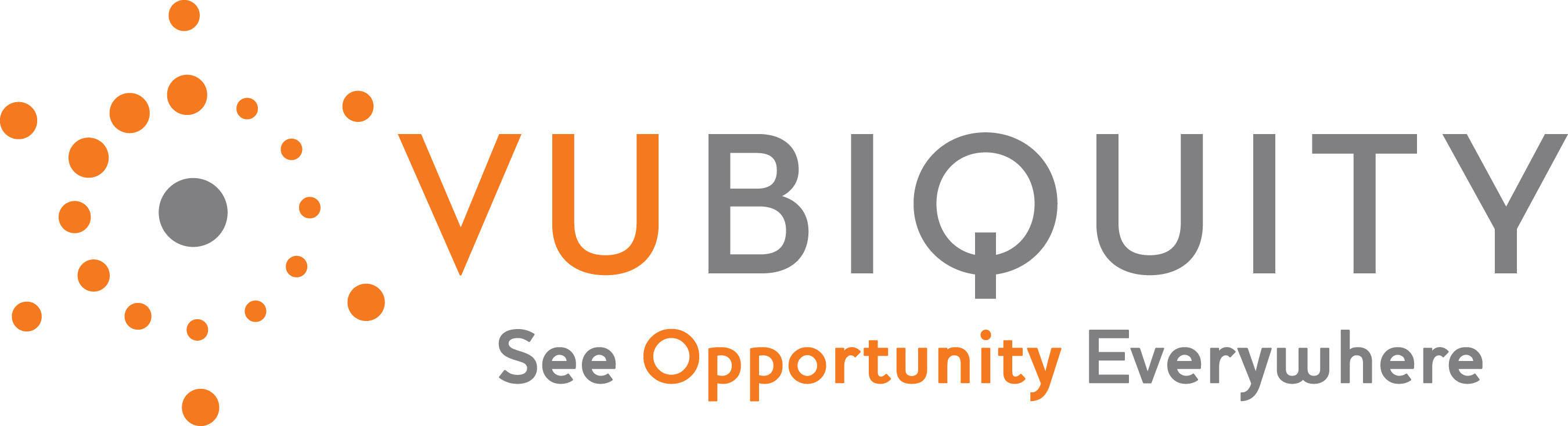 Vubiquity logo.