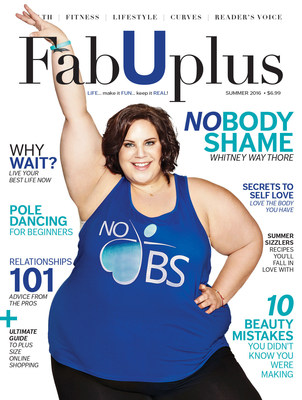 First-Ever Plus Size Magazine for Women Debuts