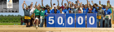 This year was the 50th anniversary of the Self-Help Housing Program, and marked the 50,000th home competed through the program.