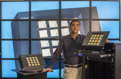 Dharmendra S. Modha, IBM Fellow and Chief Scientist, Brain-Inspired Computing of IBM Research with IBM Neuromorphic System