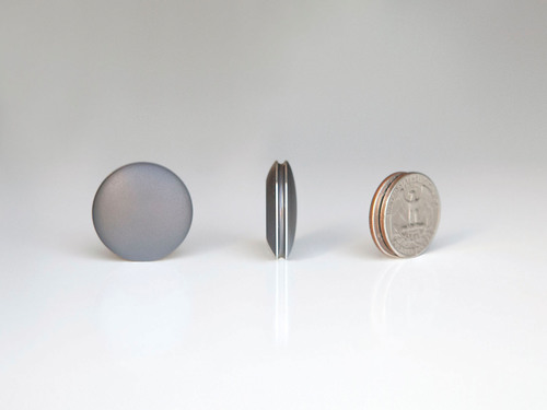 Misfit Shine: World's first all-metal wireless activity tracker by Misfit Wearables.  (PRNewsFoto/Misfit ...