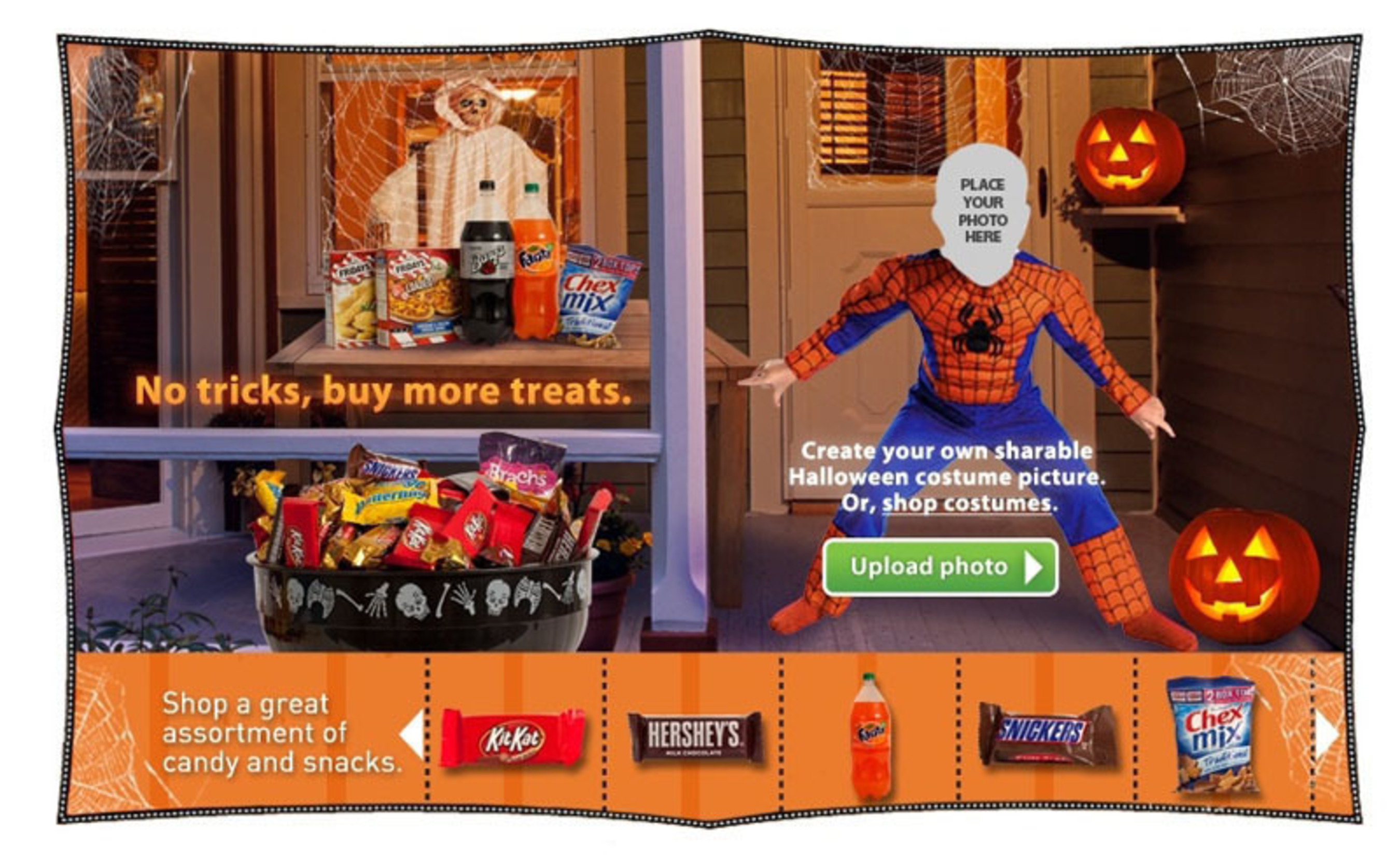 walmart halloween costumes decorations 2012 - Walmart Halloween Decorations