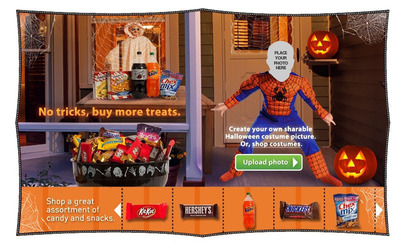 Walmart is the One-Stop Shop for a Family Friendly Halloween.  (PRNewsFoto/Wal-Mart Stores, Inc.)