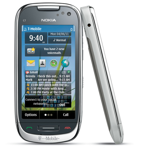 Nokia delivers Astounding smartphone for T-Mobile USA customers starting April 6.  (PRNewsFoto/Nokia)