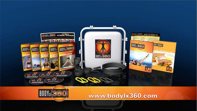The Body LX 360 Exercise System available at BodyLX360.com.