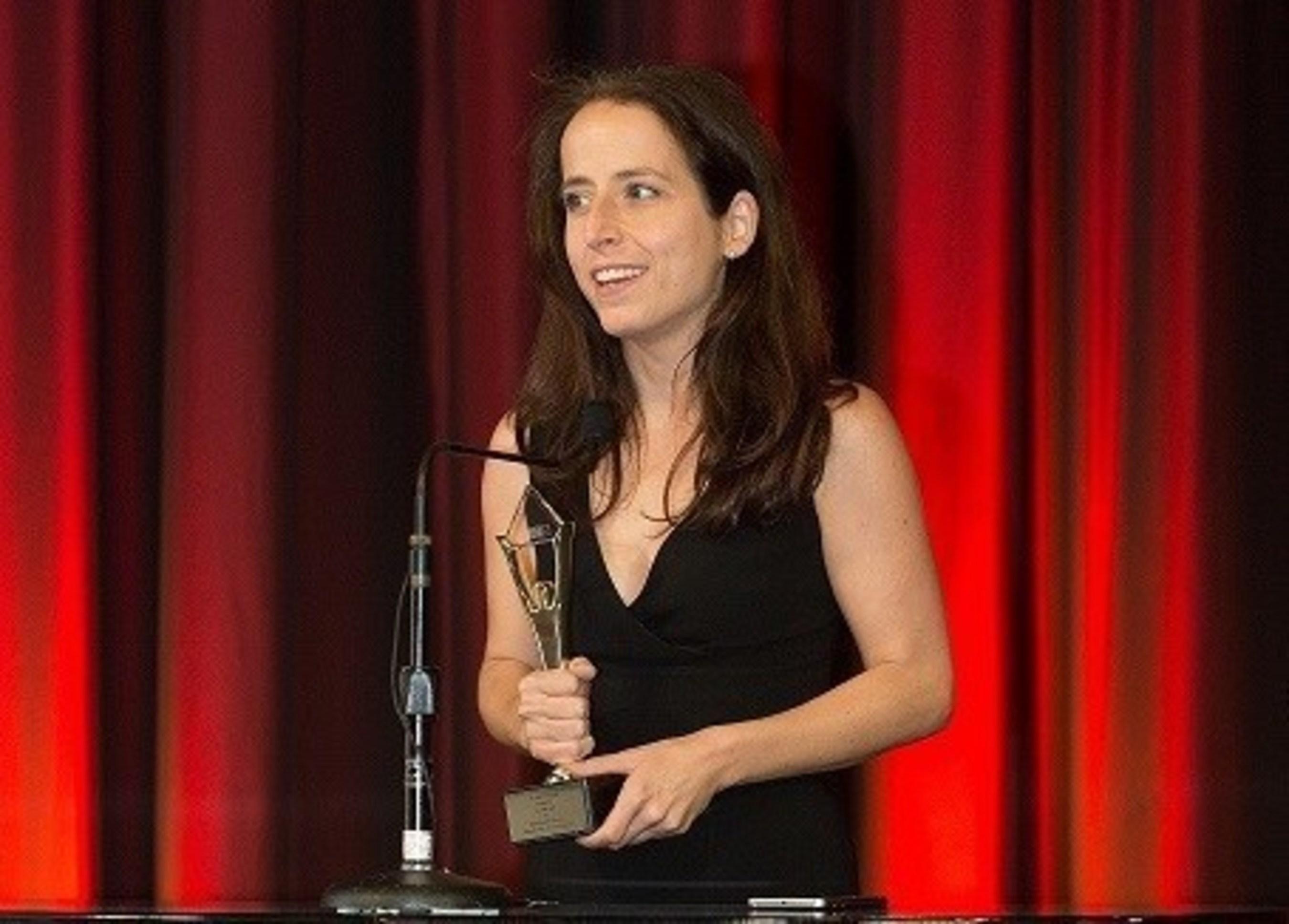 Jana Uhlig, COO of ADELLO, Wins Gold Stevie® Award in Female Executive of the Year