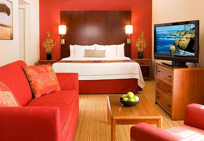 The Residence Inn San Diego La Jolla has introduced its Purr-fect Pet Friendly Package that waives the $100 pet fee as well as provides a complimentary bag of pet treats for Fido when more than five consecutive nights are booked. Humans receive deluxe accommodations from $175 a night plus complimentary breakfast buffet and high-speed Internet access. For information, visit www.marriott.com/LAJCA or call 1-858-587-1770. (PRNewsFoto/Residence Inn San Diego La Jolla) (PRNewsFoto/RESIDENCE INN SAN DIEGO...)