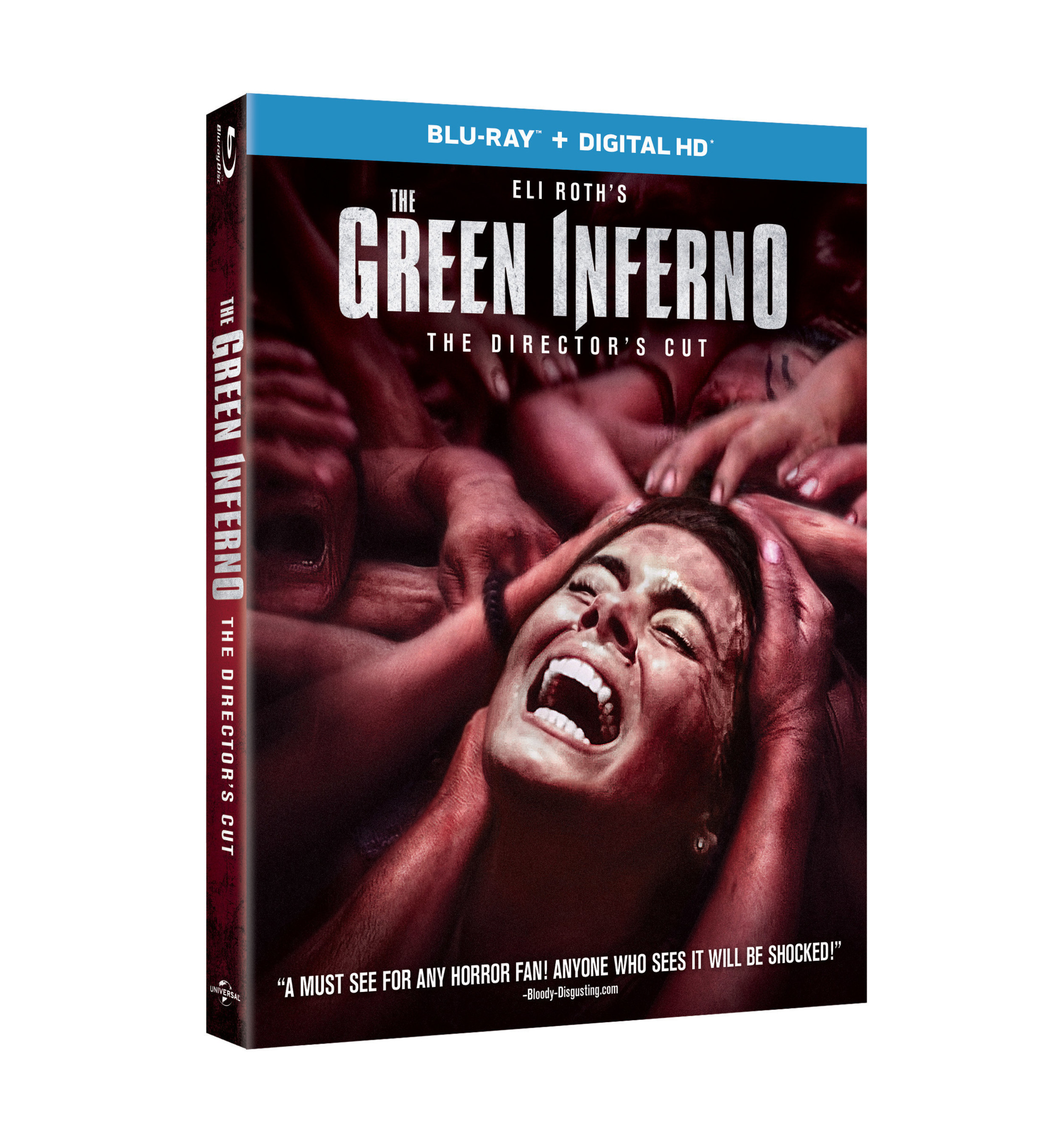 From Universal Pictures Home Entertainment: The Green Inferno