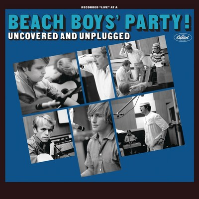 "In November 1965, The Beach Boys released 'Beach Boys' Party!,' a creative and well-loved album of covers mixed with separately recorded party sounds created by the band members, their families and friends. 'Party!' was a Top 10 Billboard hit, quickly going Gold and spawning the timeless No. 2 smash hit, ""Barbara Ann."" To celebrate the album's 50th anniversary, The Beach Boys have overseen a remixed, remastered and expanded edition for release on November 20. 'Beach Boys' Party! Uncovered and Unplugged' removes the overdubbed 'party' sounds and adds 69 more songs and dialog tracks culled from the recording sessions."