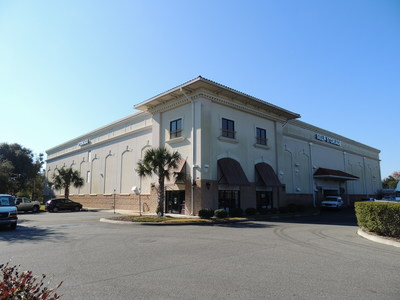 Compass Self Storage's newest location in Fernandina Beach, FL