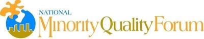 National Minority Quality Forum logo (PRNewsFoto/The National Minority Quality...)