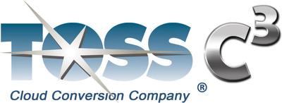 TOSS C3 corporate logo. (PRNewsFoto/TOSS C3) (PRNewsFoto/TOSS C3)