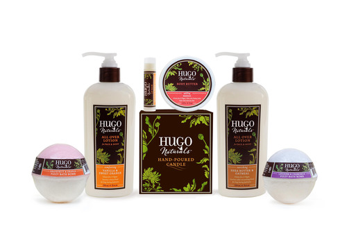Hugo Naturals Gets a New Face for the Future