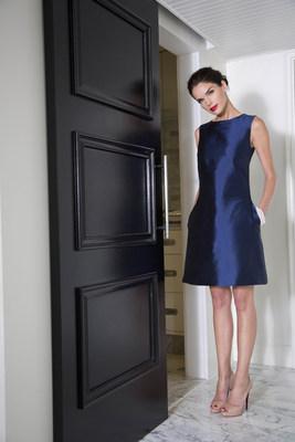 The Senza Tempo Fashion Lawson dress.