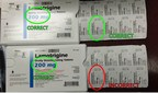 Impax Laboratories, Inc.  Issues Voluntary, Nationwide Recall for One Lot of Lamotrigine Orally Disintegrating Tablet 200 mg Due to the Potential for 100 mg Blister Cards being Packaged in 200 mg Containers