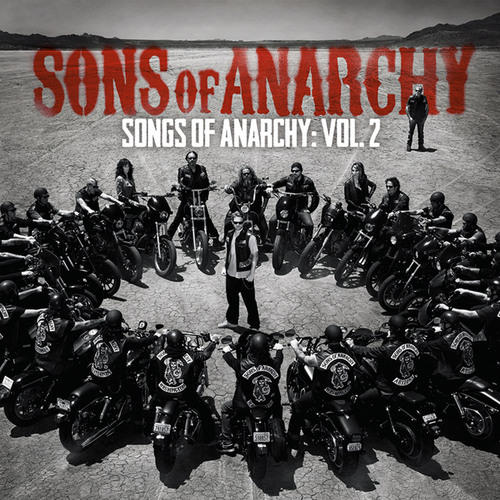 Songs of Anarchy: Vol. 2 in Stores November 19.  (PRNewsFoto/Columbia Records)