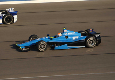 Quaker Chemical Sponsors SFHR in Indy 500.  (PRNewsFoto/Quaker Chemical Corporation)