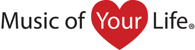 Music of Your Life Logo (PRNewsFoto/Music of Your Life, Inc.)