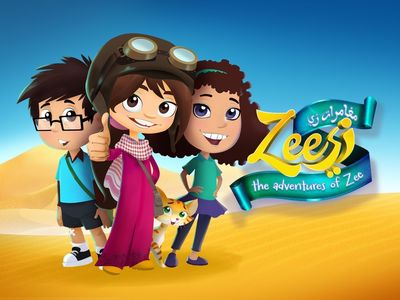 AppyKids' The Adventures of Zee, the First Arabic Cartoon Webisode Series, Debuts Today on YouTube