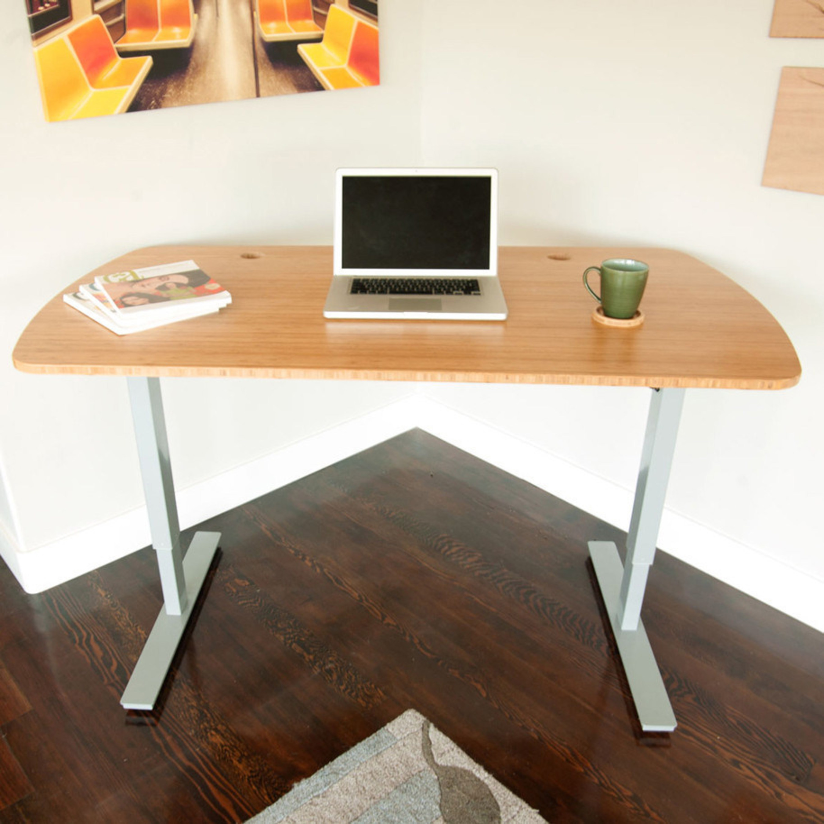 Standee Co. Launches Electric Height-Adjustable Standing Desk Starting at under $400