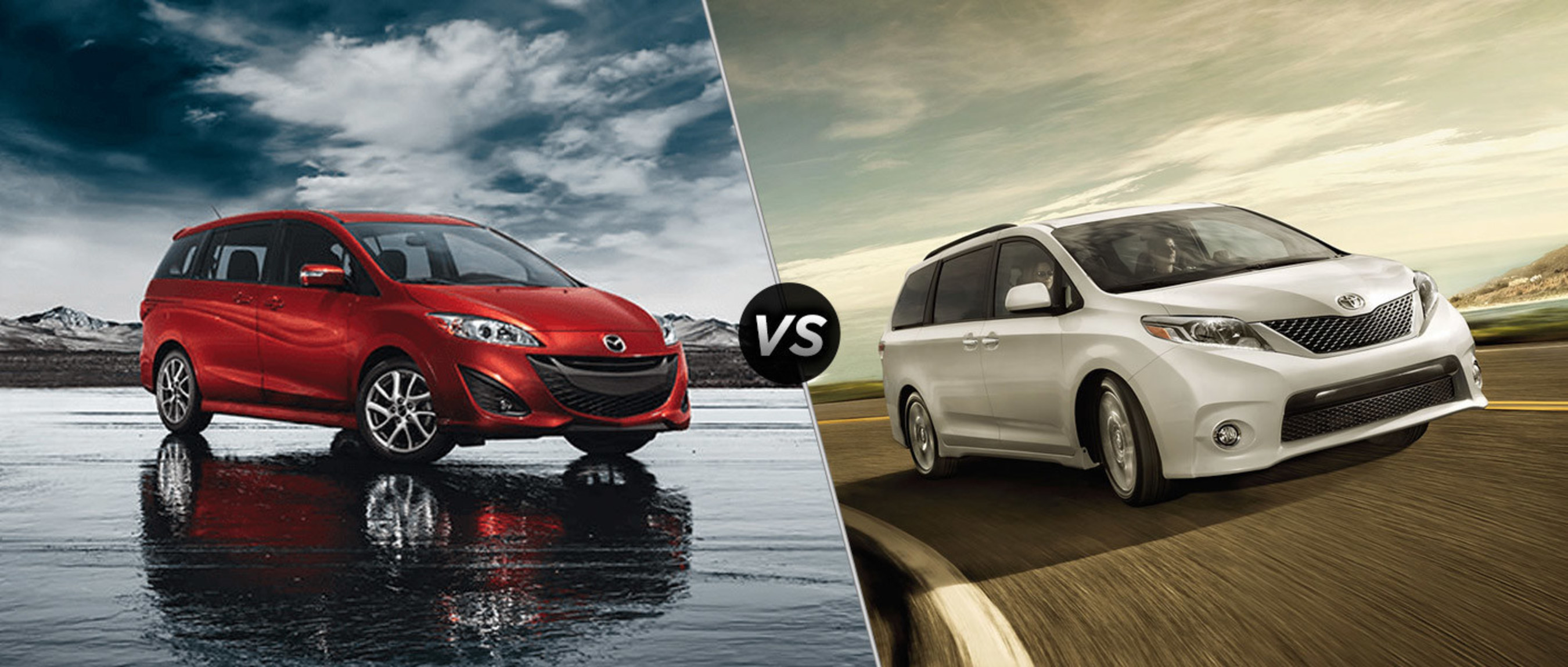 Comparison finds 2015 Mazda 5 superior to 2015 Toyota Sienna