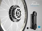Falco Fusion Sports Turns Any Bicycle Into A Cardio-Controlled eBike (PRNewsFoto/Falco)