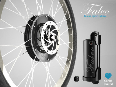 Falco Fusion Sports Turns Any Bicycle Into A Cardio-Controlled eBike