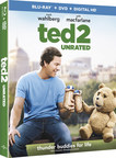 TED 2 WILL BE AVAILABLE ON BLU-RAY, DVD AND DIGITAL HD ON DECEMBER 15TH FROM UNIVERSAL PICTURES HOME ENTERTAINMENT.
