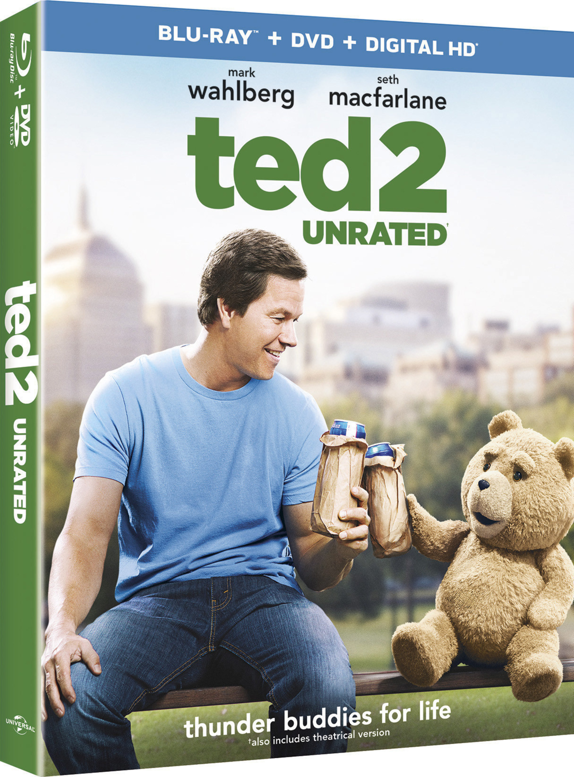 From Universal Pictures Home Entertainment: Ted 2