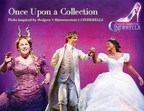 """ShoeBuy's enchanting """"Once Upon a Time"""" collection inspired by Rodgers + Hamerstein's CINDERELLA is now available."""