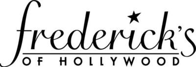 Frederick's of Hollywood Logo.  (PRNewsFoto/Frederick's of Hollywood)