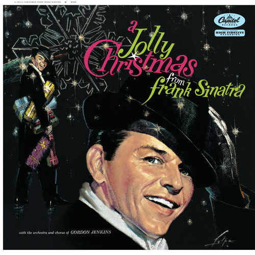 Frank Sinatra's 1957 Holiday Classic, 'A Jolly Christmas from Frank Sinatra' Remastered for Limited