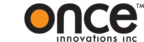 LED Technology Development Company; ONCE Corporate Logo; onceinnovations.com. (PRNewsFoto/Once Innovations) ...
