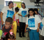NSK Supports Classrooms in Venezuelan Hospitals for Low Income Children.  (PRNewsFoto/NSK)