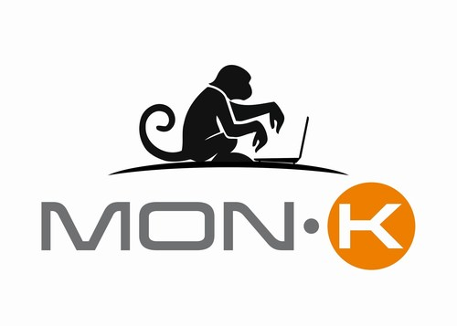 Mon-K Logo (PRNewsFoto/Mon-K Data Protection Limited)