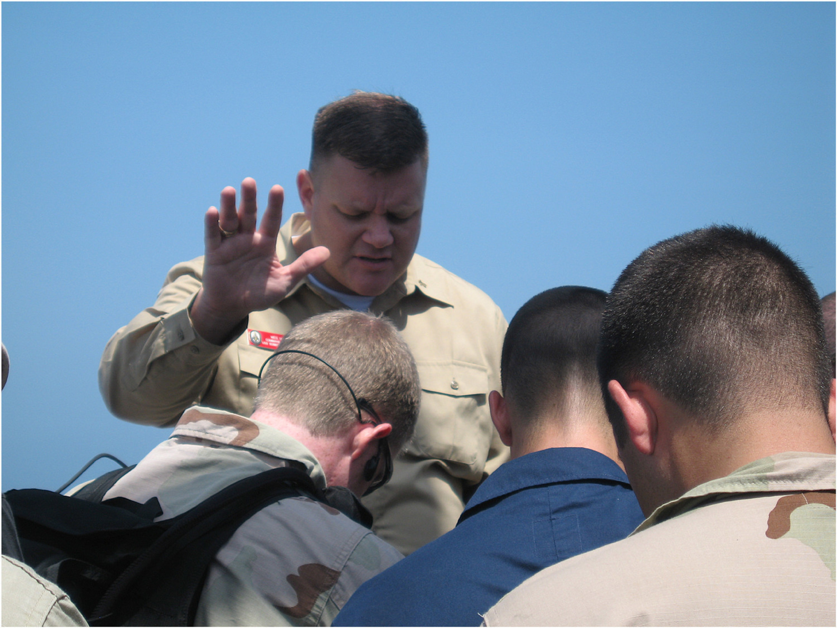 NAVY OFFICIALS VIOLATE FEDERAL LAW BY REFUSING TO GRANT RELIGIOUS LIBERTY TO DECORATED NAVY CHAPLAIN