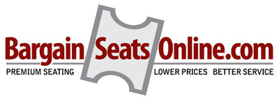 Discounted tickets to all major events.  (PRNewsFoto/BargainSeatsOnline.com)