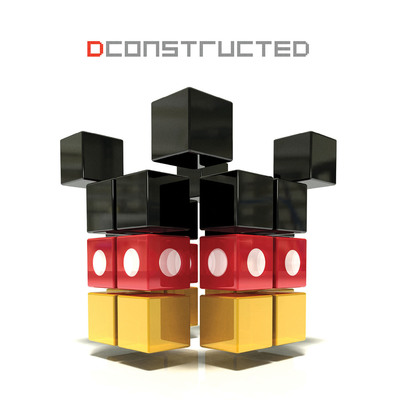 DCONSTRUCTED cover.  (PRNewsFoto/Walt Disney Records)
