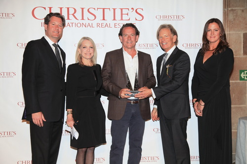 Pacific Union Named Christie's International Real Estate Affiliate of the Year (PRNewsFoto/Pacific Union ) (PRNewsFoto/Pacific Union)