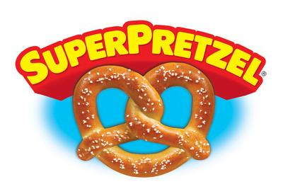 SUPERPRETZEL(R) Celebrates National Soft Pretzel Month. (PRNewsFoto/J&J Snack Foods Corp.) (PRNewsFoto/J_J SNACK FOODS CORP_)