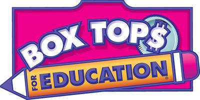 Box Tops for Education logo.  (PRNewsFoto/General Mills)