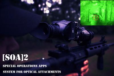 [SOA]2 Special Operations Apps SOFIC 2012.  (PRNewsFoto/Special Operations Apps)