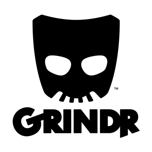 Grindr logo.  (PRNewsFoto/Grindr)